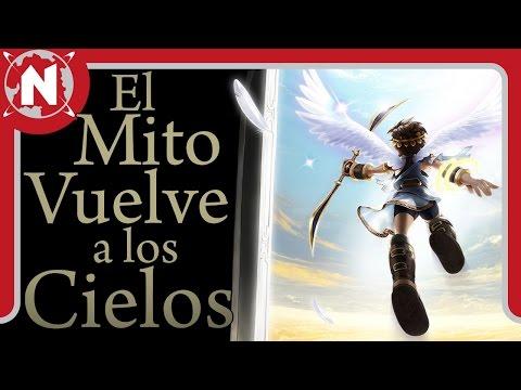 Kid Icarus Uprising hace volar a Pit de nuevo