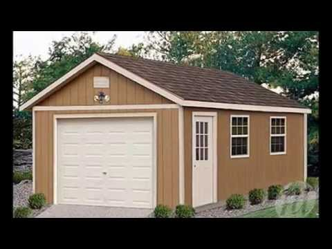 How to choose a Good Quality Storage Shed Plans