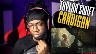 Taylor Swift - Cardigan (Official Music Video) (REACTION!!!)