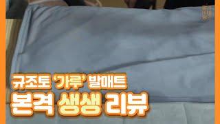 [초가성비 알리바바 상인들] 규조토 '가루' 발매트
