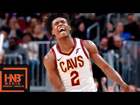 Cleveland Cavaliers vs Atlanta Hawks Full Game Highlights   10.30.2018, NBA Season