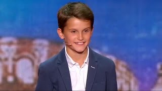 Simon Auditions La France a un Incroyable Talent 2016