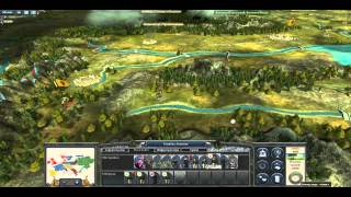 Война и Мир 5 серия. Прохождение Napoleon: Total War за Россию