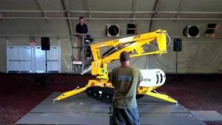 Product Review: Niftylift TD34TN Crawler-Mounted Aerial Lift