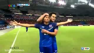 [Seagame 28] Bán kết 2 - Thái Lan vs Indonesia (5 - 0)