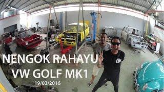 Gofar Hilman | Nengok Rahayu (VW Golf MK1) 19/03/2016