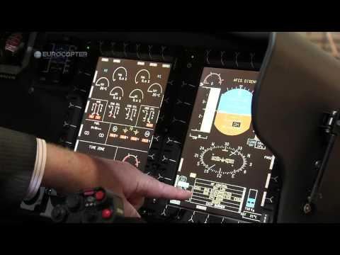 Helionix -- the Future of Avionics by Eurocopter