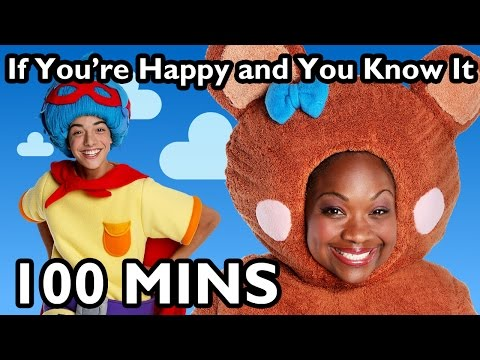 If You're Happy and You Know It and More Nursery Rhymes by Mother Goose Club Playlist!