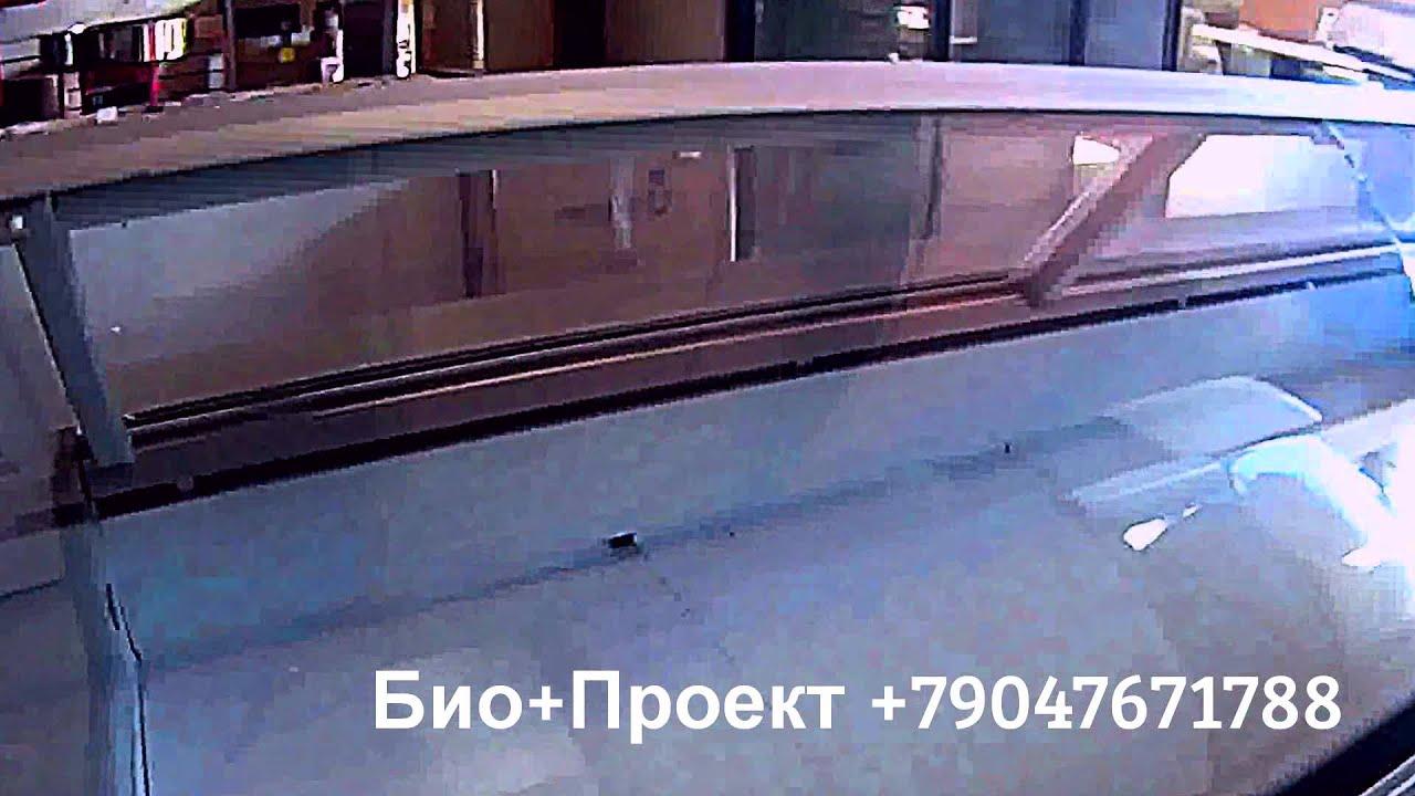 Витрина холодильная б/у - суши кейс - YouTube