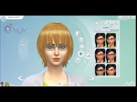 creating undertale characters in the sims 4 part 2 undyne alphys