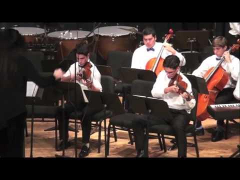 Jesuit High School of Tampa - Winter Music Concert -  Dec. 3, 2016