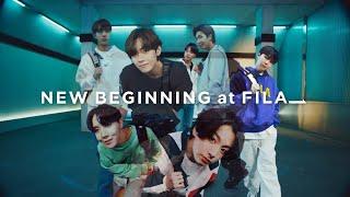 BTS(방탄소년단) 'New Beginning at FILA' - main