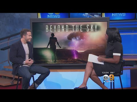 Actor Ryan Carnes Discusses New Movie 'Beyond The Sky'