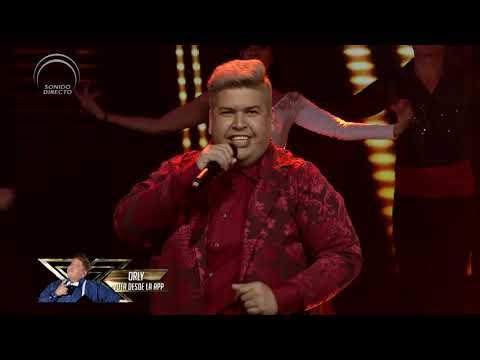 Tantita pena - Alejandro Fernandez - Orly - Factor X 2019