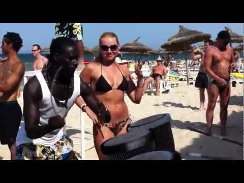 Kelibia Party Beach 24 Juin 2012