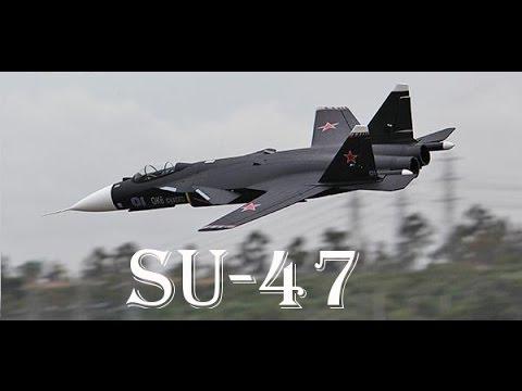 Russian supersonic jet fighter Sukhoi Su-47 Berkut/Ruski supersonični mlazni lovac Su-47