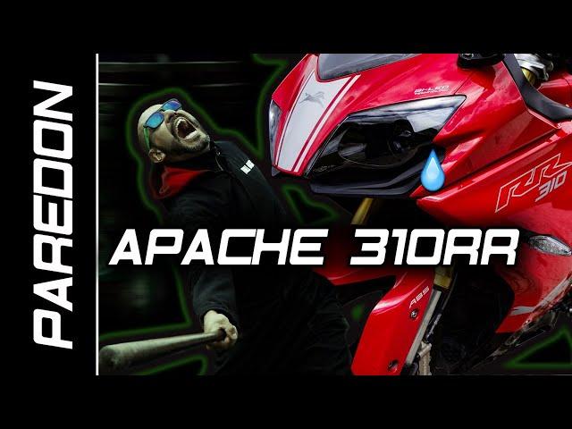 APACHE 310 | AL PAREDON #FULLGASS