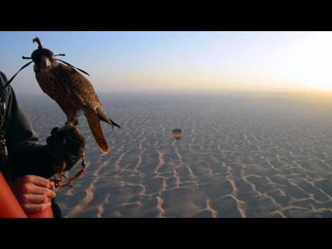 Dubai Desert Hot Air Balloon