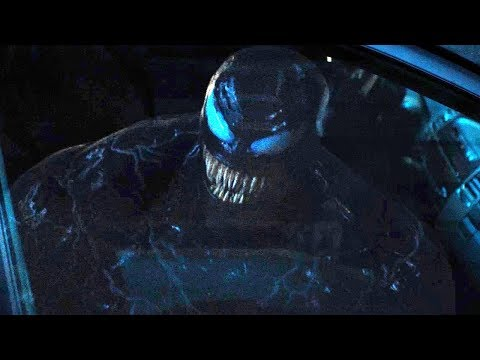 """""""Parasite?!"""" Scene  Venom (2018) Movie Clip HD"""