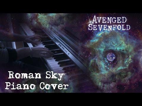 Avenged Sevenfold - Roman Sky - Piano Cover