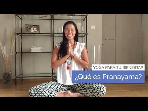 Yoga para tu bienestar: ¿Qué es Pranayama?