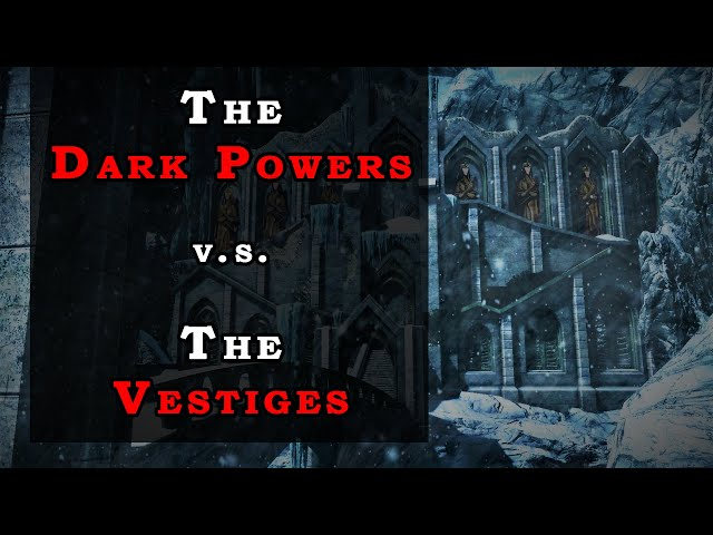 Dark Powers vs  Amber Temple Vestiges: What's the difference