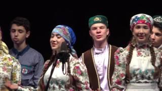 Totorių liaudies daina Kubelek