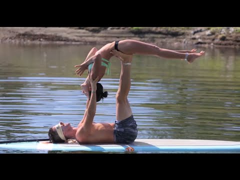 The Yoga of Trust: Blindfolded at Wanderlust