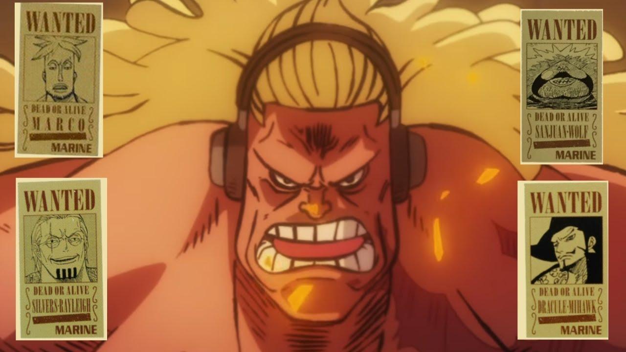 Movie Plot & HINTS on Major Character Bounties - One Piece Stampede New  Trailer Breakdown