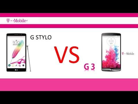 LG G Stylo VS LG G3  ( T-mobile )