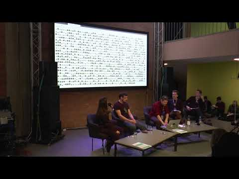 transmediale 2018 | Book Launch – The Metainterface: The Art of Platforms, Cities, and Clouds