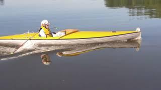 hydrofoil sailboat
