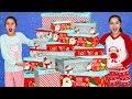 Christmas Presents Opening Early -Toy Hunt Challenge!!! Christmas Toy GIVEAWAY!!