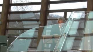 Henk de Graaf speel Vivace met Daniel Wayenberg