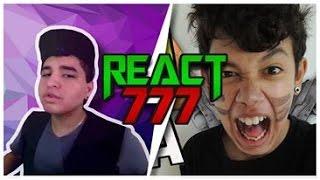 Baixar React 777 PEGA A METRALHADORA ! - Pequeno Gênio
