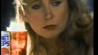 Diet Pepsi Commercial Featuring Teri Garr 1988