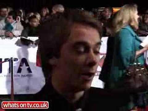 WOTV: Corrie's 'David Platt' at the National TV Awards