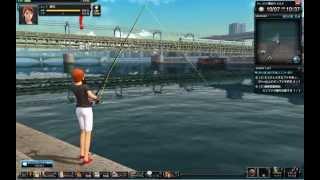 【Fish Hunt】 隅田川