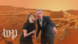 Explore the Solar System with Bill Nye!