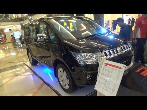 Review Sederhana Mitsubishi Delica D5 Royal Tahun 2016