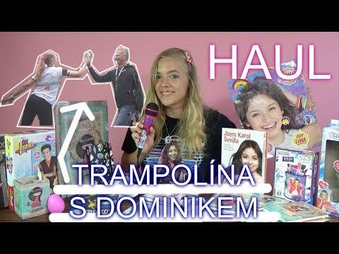 Na trampolíně s Dominikem Haškem, Haul Desistyle  /LEA