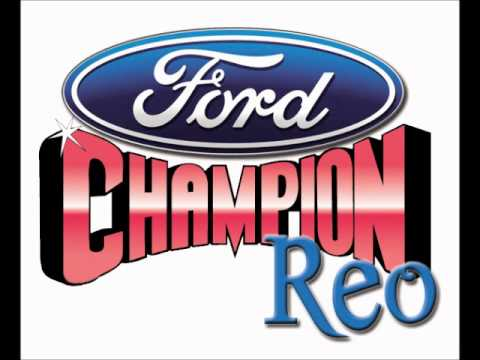 Champion Ford Reo >> Champion Ford Reo Radio Commercial