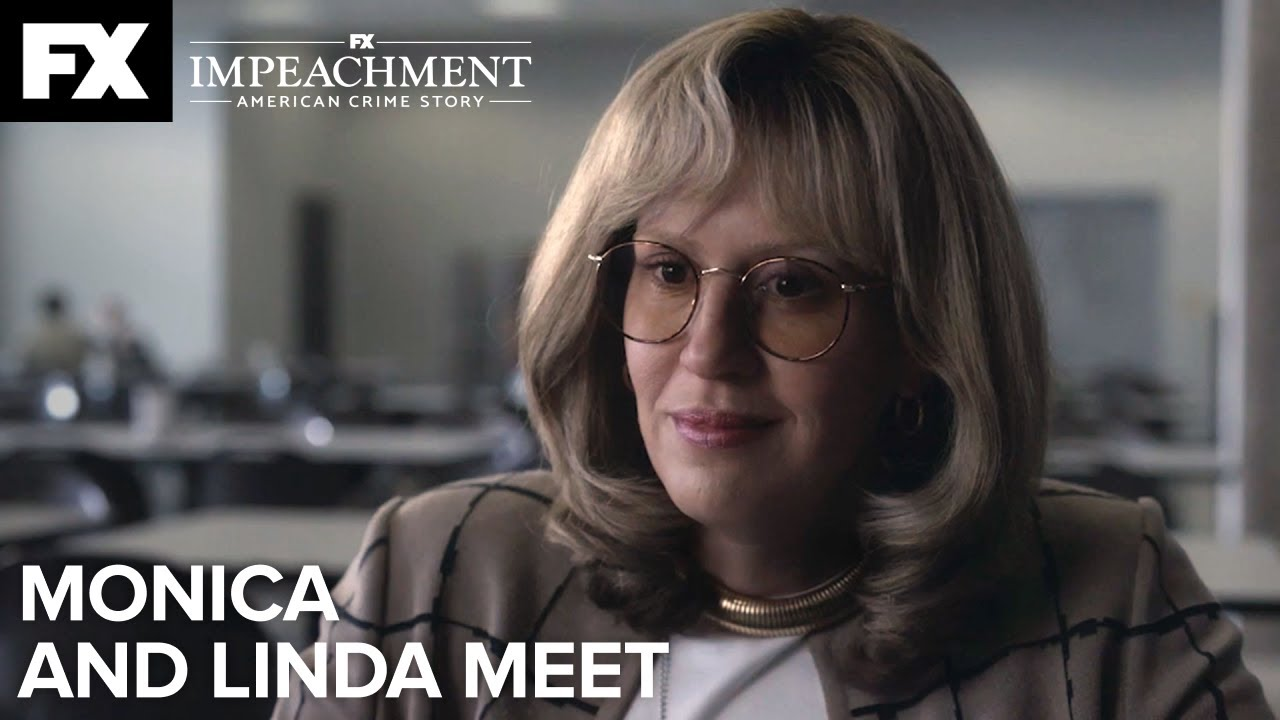 Download Impeachment: American Crime Story | Monica and Linda Meet - Season 3 Ep.1 Highlight | FX