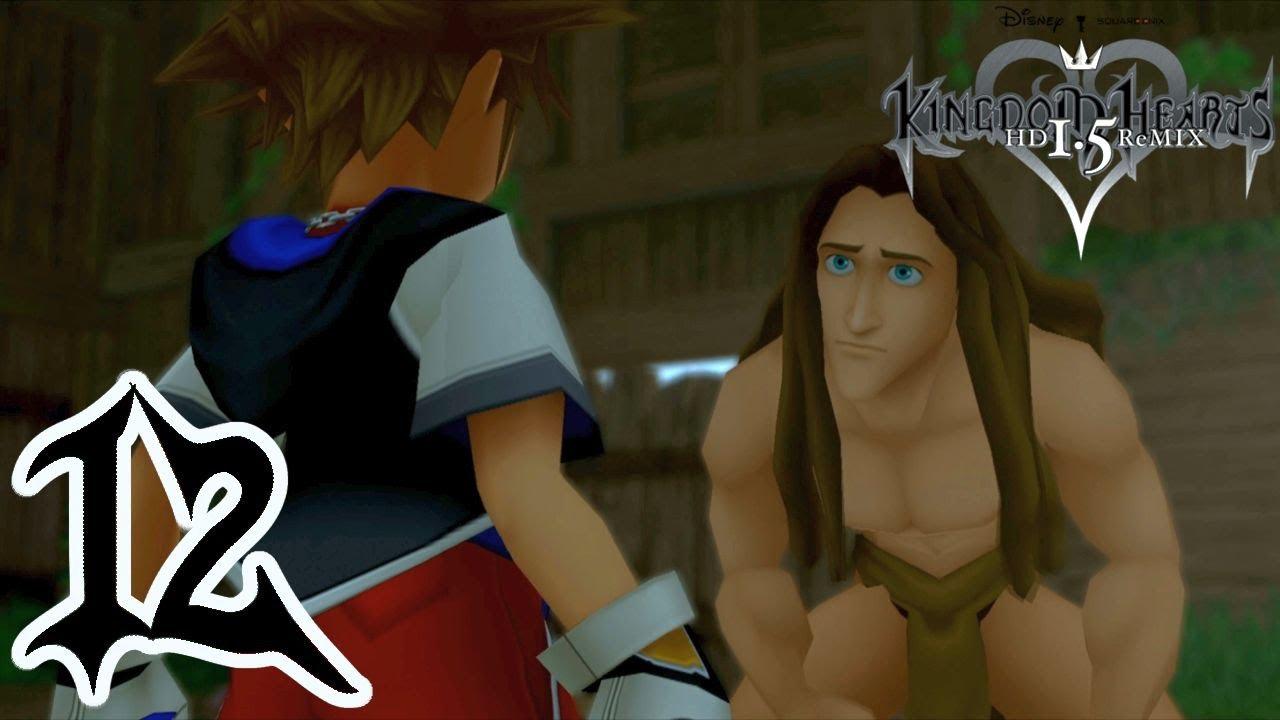 Kingdom Hearts Dschungel