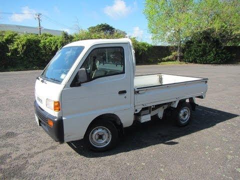 1997 Suzuki Carry Flatdeck Dropside 4WD Light Truck $1 RESERVE!!! $Cash4Cars$Cash4Cars$ ** SOLD **