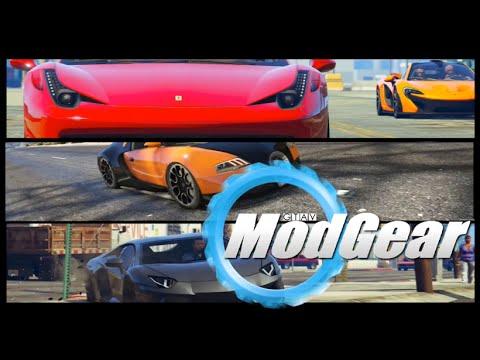 【GTA5】トップギアのOPを再現してみた Top Gear Intro Parody in Rockstar Editor PC with MOD)
