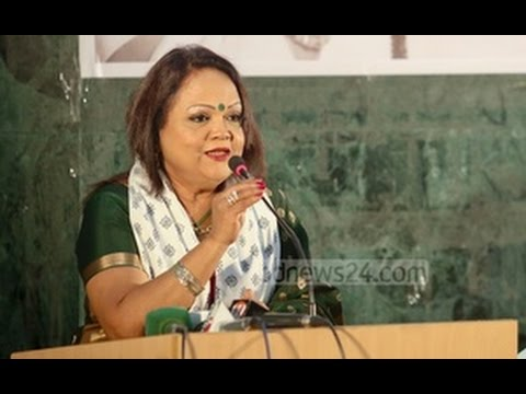 Singer Sabina Yasmin honoured with first-ever Firoza Begum Gold Medal