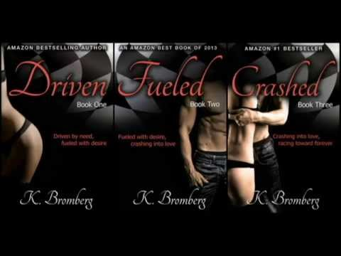 Driven Trilogy By K. Bromberg Book Trailer (Fan-made)