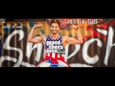 Snapchat (Full Video) | Jassi Gill | Latest Punjabi Song 2017 | GTA V
