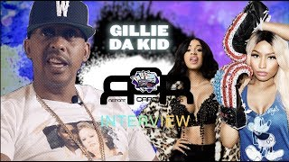 Gillie Da Kid on Cardi B Attacking Nicki Minaj \